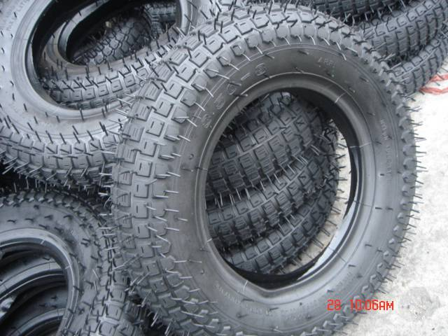 Sell 350-8 tyres and tubes