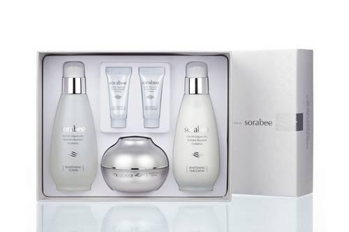 Sorabee whitening skin care set