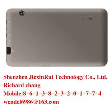 China New Cheap WiFi Tablet PC with Dual Core Supplier