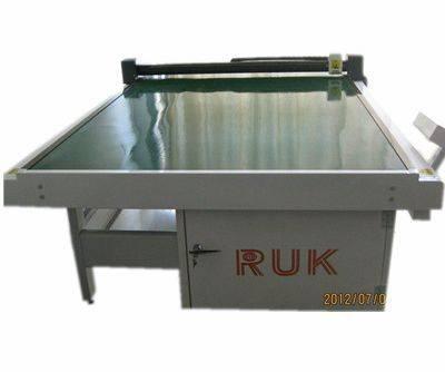 flatbed cnc cutter machine