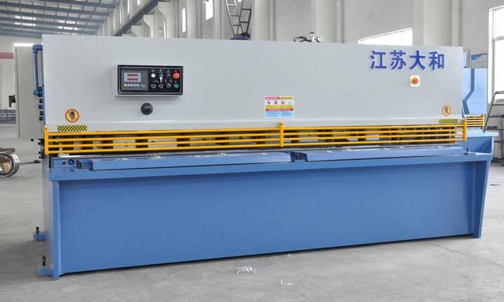 hydraulic swing beam shear QC12Y-8x2000
