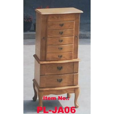 Jewelry Armoire and Jewelry Box