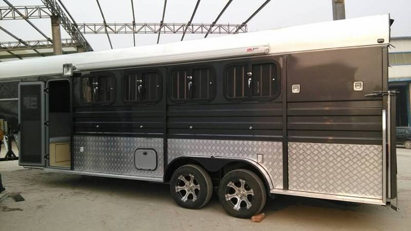 Customization for Horsetrailer or Gooseneck horse floats