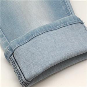 Archroma Royal Baby blue denim custom Indigo Denim Fabriccustom blue Denim Fabric company