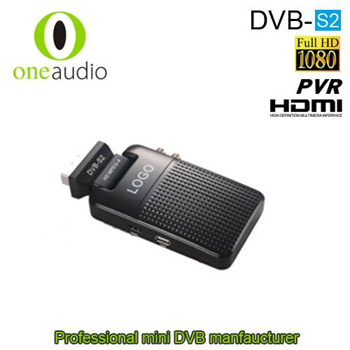 HD MPEG-4 DVB-S2