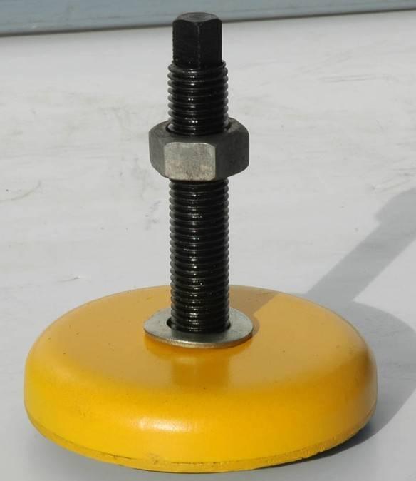 Adjusting Level Anti vibration Pad iron