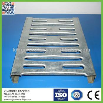 open steel plank gratting perforated steel plank