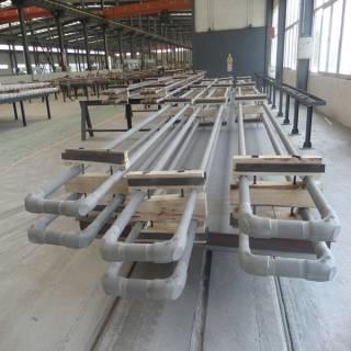 Ethylene Cracking furnace tube centrifugal casting