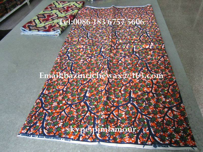 Guaranteed Veritable Real Wax Block Prints /Hollandais London Java Super WAX Batik wax woodin Pagne