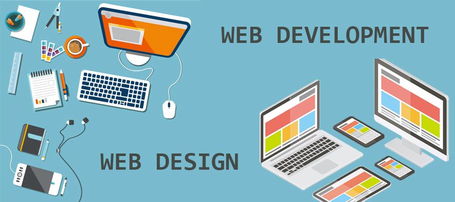 Website Design & Mobile Apps Development