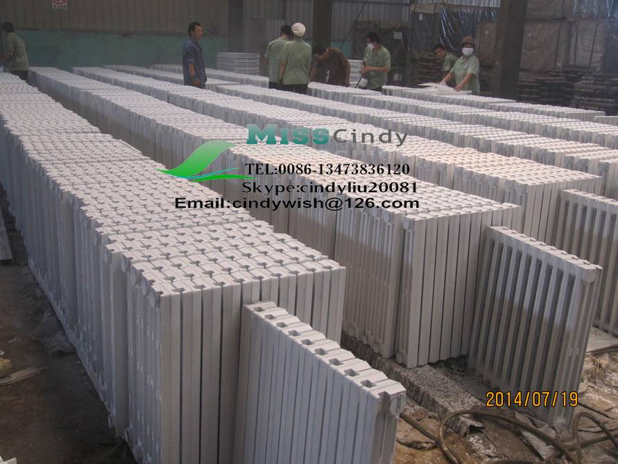 Cast Iron Radiator (3-680) for Algeria Market