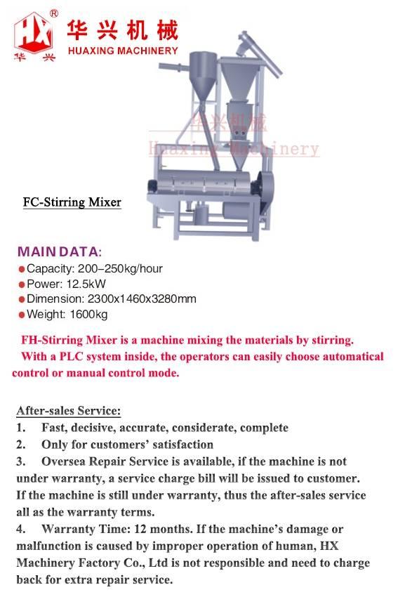 FH-Stirring Mixer