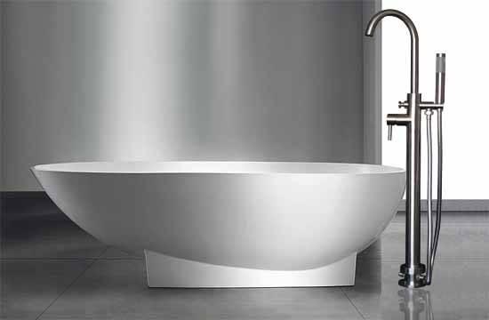 Good qualitive SUS304 stainless steel bathtub faucet