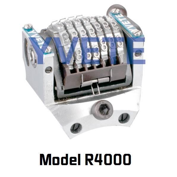 Standard Convex rotary numbering machine
