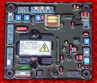 AVR FOR STAMFORD SX440