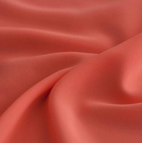 75D polyester chiffon with 24 twist 90g/sqm