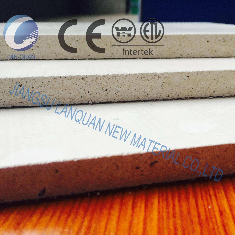 Hot sale Fireproof magnesium wall board/Mgo panel
