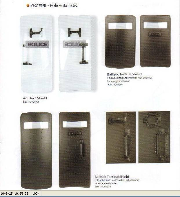 Bullet-proof Shield Anti-Riot Shield Anti-riot Suits