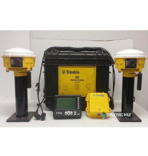 Trimble GCS900 Dual Machine Control 3D GPS W/ Dual MS992 & CB460