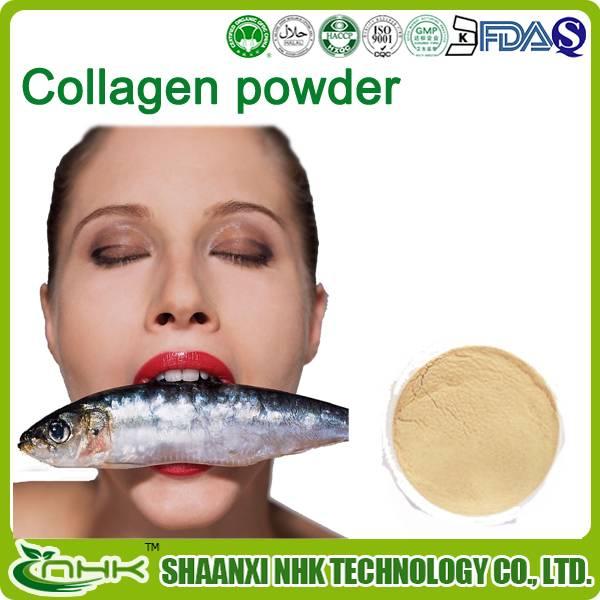 Fish skin marine collagen powder,hydrolyzed collagen powder
