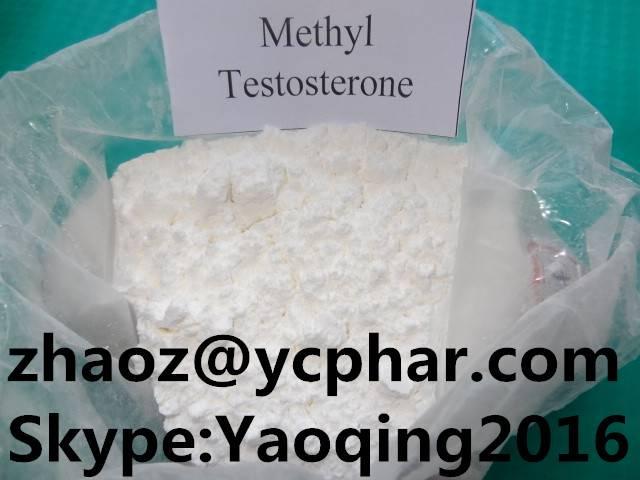 17-alpha-Methyl Testosterone (Methyltestosterone)