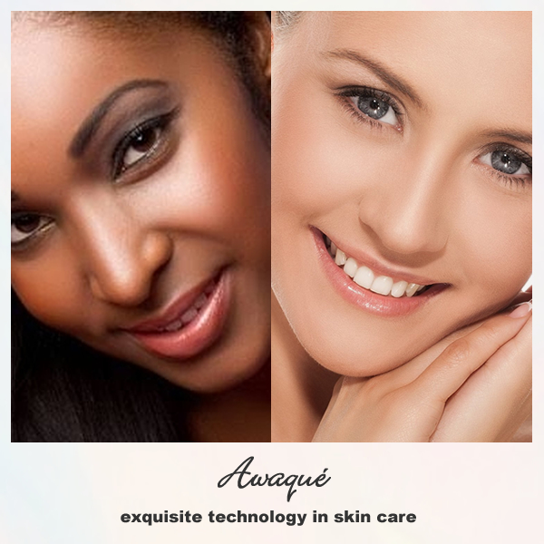 Exquisite technology in skin care