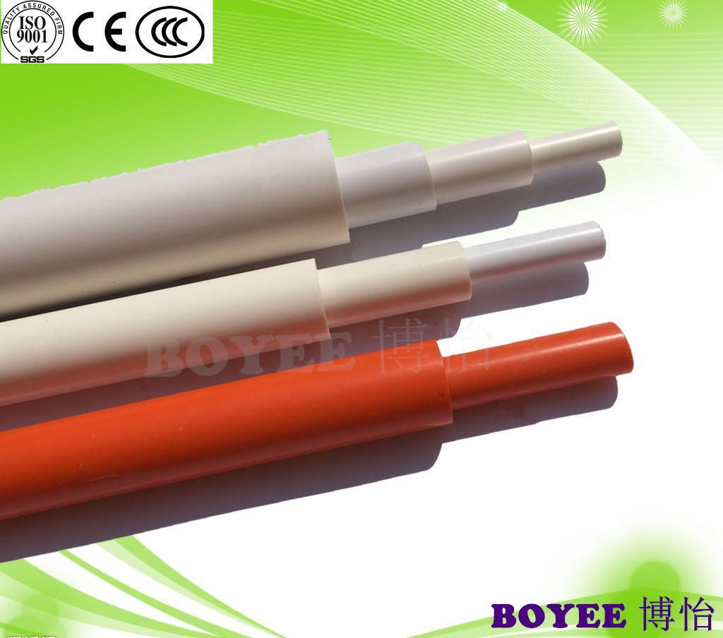 PVC Electrical conduit / PVC electrical pipe/ pvc conduit