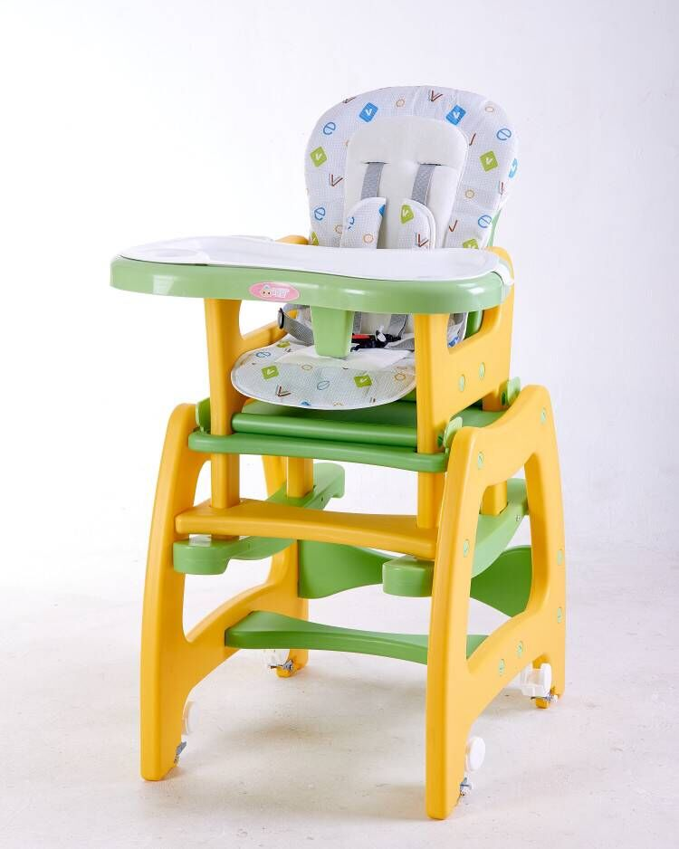 3 in 1 multr-fuction baby highchair