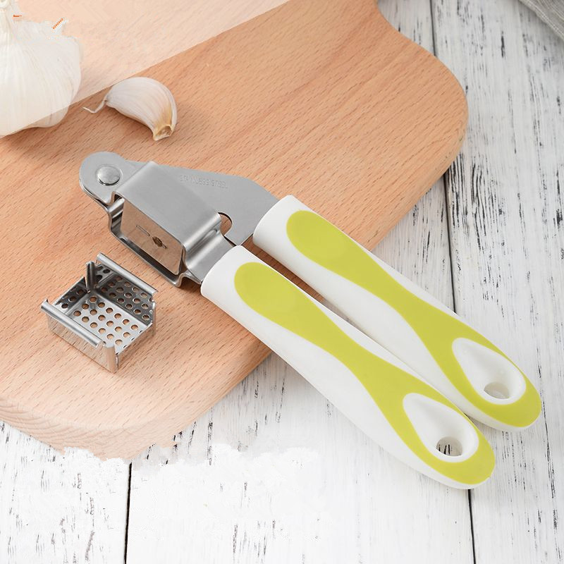 Plastic Garlic Press