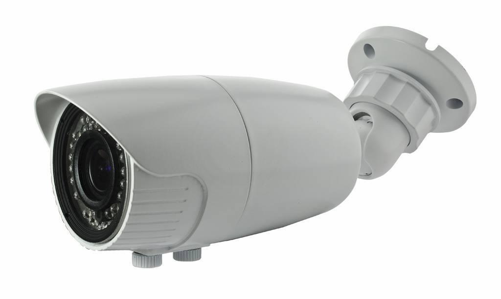 AHD Camera FSH08-42, varifocal lens 2.8-12mm,42pcs IR LED weatherproof security camera