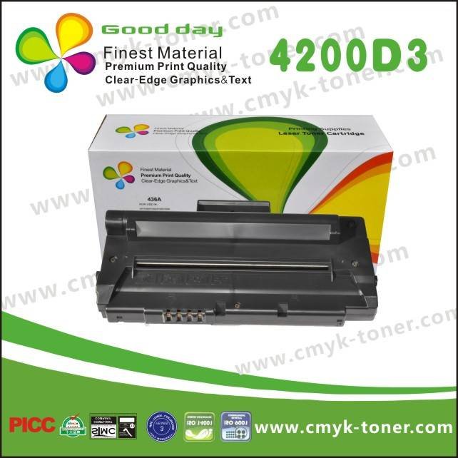 Samsung SCX 4200D3 Printer toner cartridge,Universal Model Samsung SCX-4200