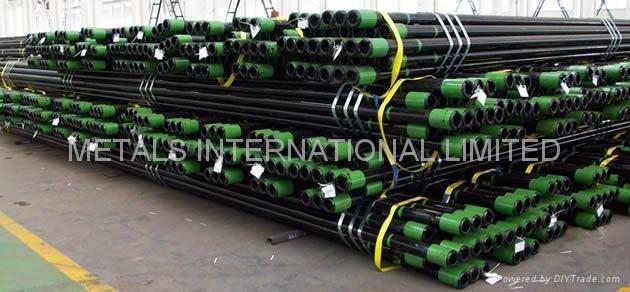 API 5CT J55,K55,N80,L80,C95,T95,P110,Q125-Casing Pipe