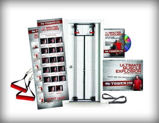 Tower 200 Door Gym Machine