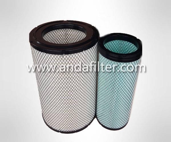 Air Filter For ISUZU 14215203-0+1-14215217-0