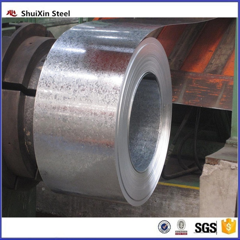 Factory price GI Coil Zinc Coated Steel Coil Galvanized Steel Coil Made In China