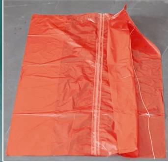 Sell laundry bags with soluble strip