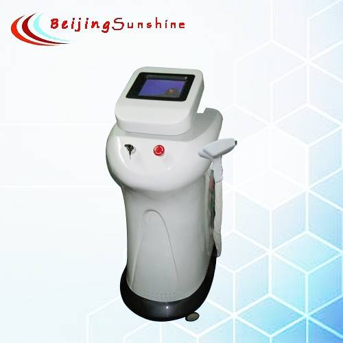 Vertical 808nm Diode Laser Hair Removal Machine model BJ012