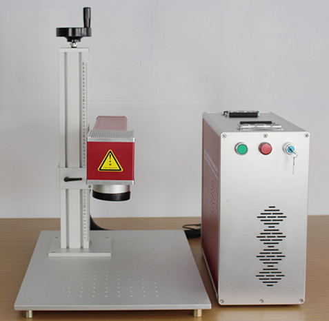Sell Stainless steel Jewelry marking machine Fiber laser type