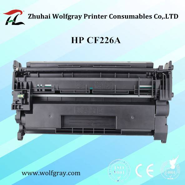 HP CF226A 226A Toner Cartridge for HP LaserJet Pro M402N/M402D