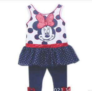 baby clothes in summer and spring clothes sets and rompers