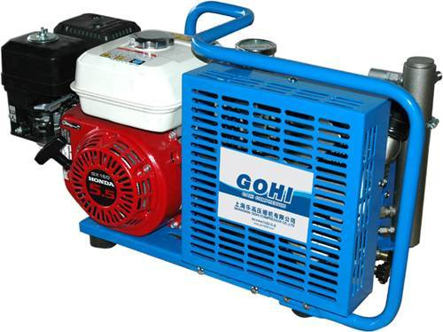 Breathing air compressor for paintball use LYX100C