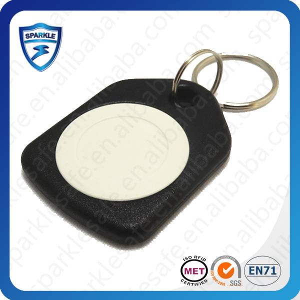 Custom epoxy,PVC NFC RFID keyfob