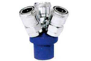 Multiple Pass Quick Couplings
