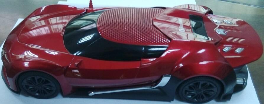 all in one private mold hifi model car speaker/decoration speaker/sport speaker#ui-777