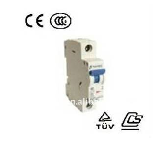 TYB42-63D 1P miniature Circuit Breaker