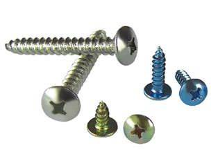 Philips Mushroom Head Tapping Screws