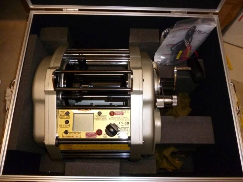Miya Epoch US - 50 Electric Reel