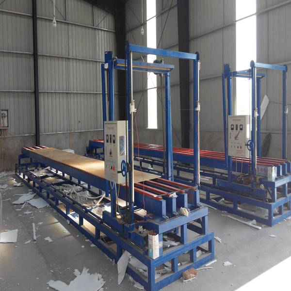 eps block/ panel / board / sheet eps cutting machine