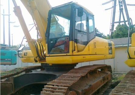 PC400-7 excavator for sale