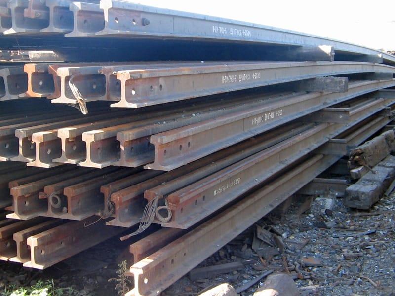Steel Rails /Used Rails R50/65
